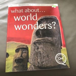 What About World Wonders? book